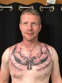 Un tatouage de pilote