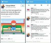 T'choupi Vs SNCF