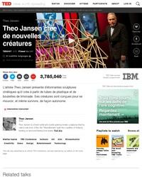 Theo Jansen et ses incroyables créatures