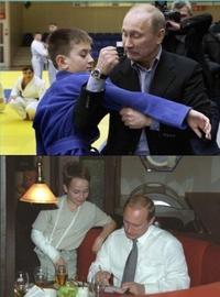 Vladimir et l'enfant