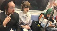 Cohabitation inter-religions dans le métro de New-York