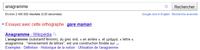 Google vous suggère