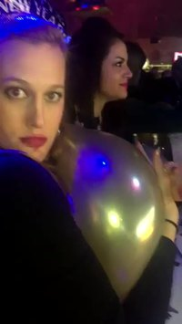 Alcool et ballon