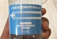Chemtrails en bouteille