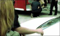 Un terrible accident de la route