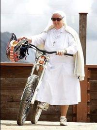Born to ride downhill...