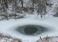 """""""L'œil était dans l'étang et regardait Caïn..."""" (d'après Victor Hugo)"""