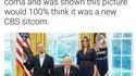 Dans le nouvel épisode de Trump à la maison blanche