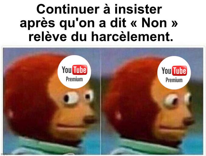 Te video, YouTube...