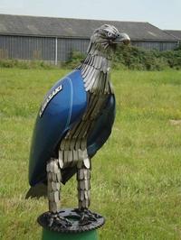 L'aigle métallique