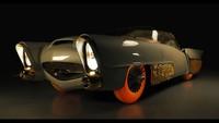 Golden Sahara II, un véhicule autonome de 1958 !