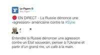 Une histoire de la Syrie, des USA et de la Russie