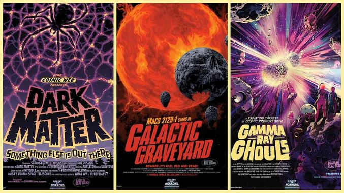 Pour Hallowwen : https://www.nasa.gov/feature/jpl/new-nasa-posters-feature-cosmic-frights-for-halloween