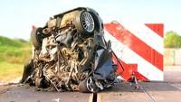 Crash test à 200 km/h