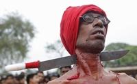 Le festival du Chadak en Inde