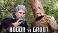 Battle rap Hodor VS Groot