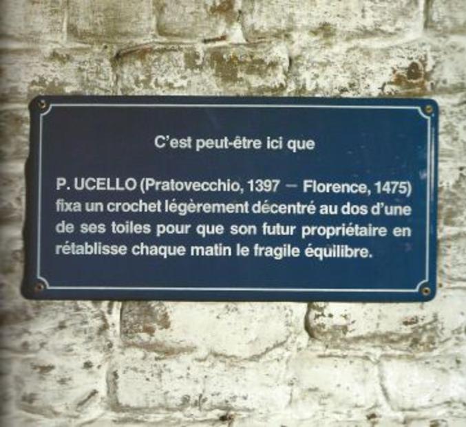 le surréalisme belge dans toute sa splendeur ;)