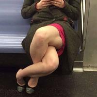 Pendant ce temps là dans le train