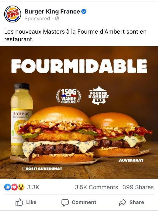 Pour ceux qui ne mourront pas du covid bien sûr !! ... Burger au Fourmis pour les végans !!