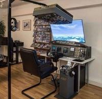 Flight Simulator, level : superior