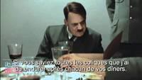 Hitler participe à un dîner presque parfait