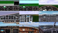 L'évolution de Flight Simulator de 1982 à aujourd'hui.