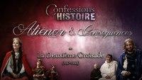Confessions d'Histoire: La deuxième croisade(Aliénor et conséquences).
