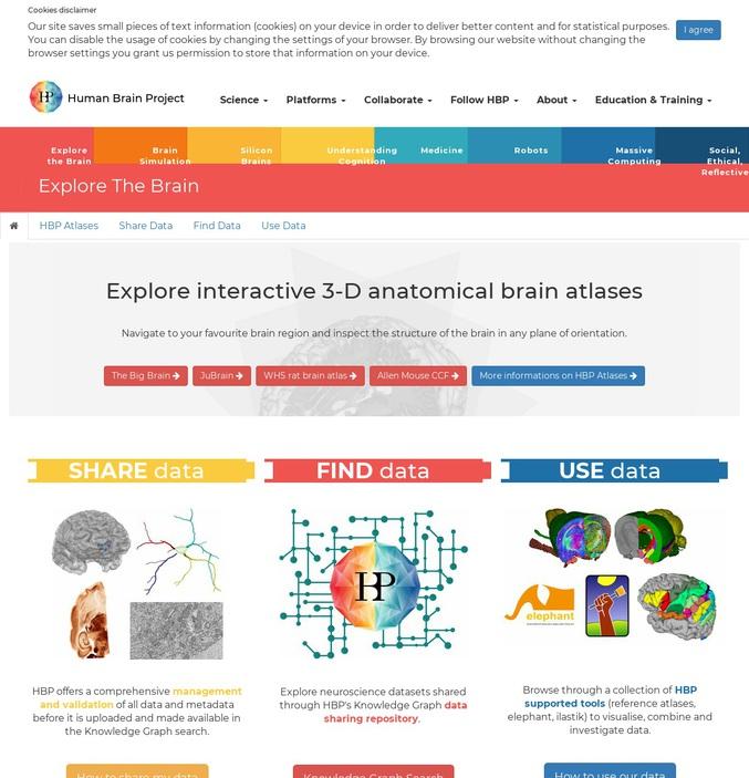 BigBrain est un projet scientifique pour cartographier le cerveau humain en 3D avec une résolution record de 0.02mm !!
