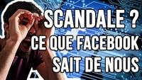 Le scandale des données Facebook testé pour de vrai