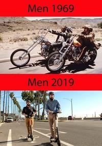1969 vs 2019