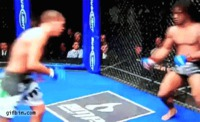 Fence to face kick