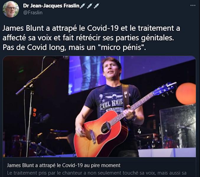 No Fake https://www.20minutes.fr/arts-stars/people/3093843-20210801-coronavirus-james-blunt-attrape-virus-deux-semaines-avant-reprise-concerts