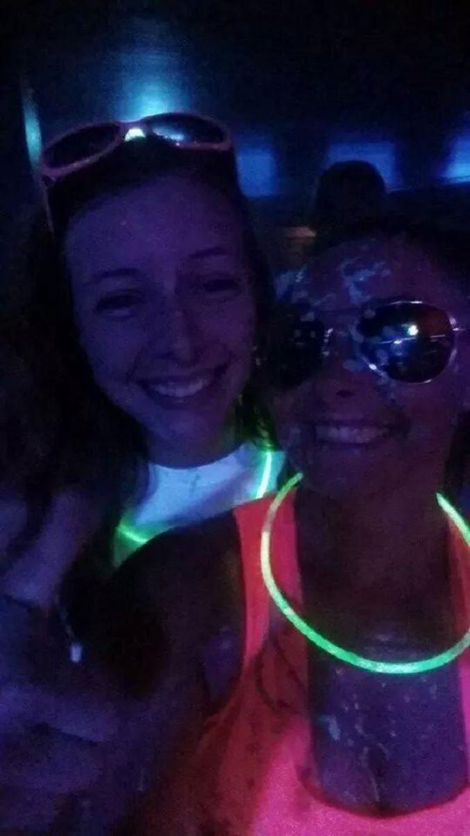 Faciale aux UV