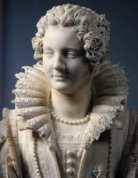 Buste de Maria Barberini Duglioli