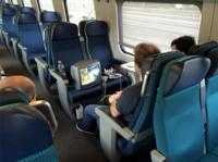 La condition pour faire prendre le train à des gros geeks