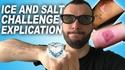 """Pourquoi ne pas participer au """"Ice And Salt Challenge"""""""