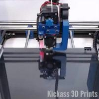 Doigt d'honneur en 3D