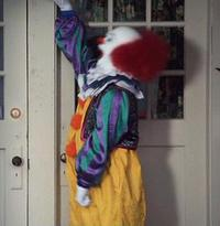 Clown sous crack