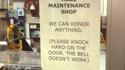 Ici, on peut tout réparer