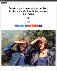 Des étrangers racontent ce qui les a le plus choqués lors de leur arrivée en France