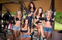 Mon stand de tir a de nouveaux membres