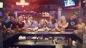 Cène au bar