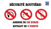 Sécurité routière : nouvelles règles instaurées depuis le 1 juillet 2015