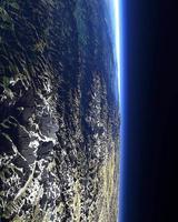 L'Himalaya depuis l'espace