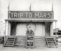 5 cents le voyage pour Mars...