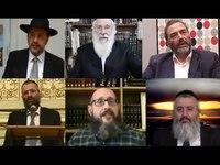 6 Rabbins expriment leurs points de vue sur l'actualité.