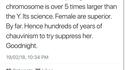 Discussion scientifique