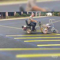 Tracer un parking