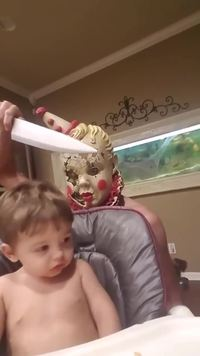 Clown d'horreur