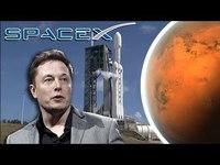 SpaceX de 2002 à maintenant